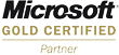 Золотой партнер Microsoft Gold Certified Partner